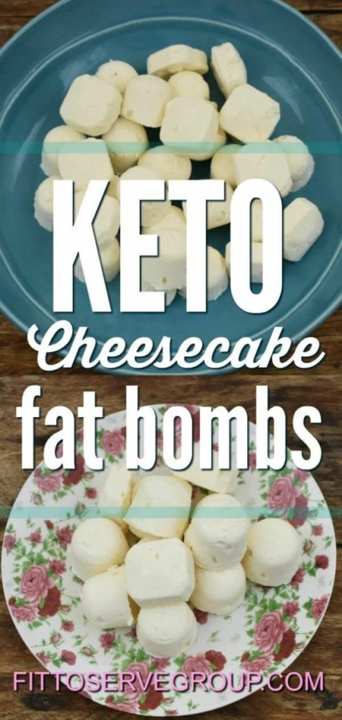 Cheesecake Fat Bombs