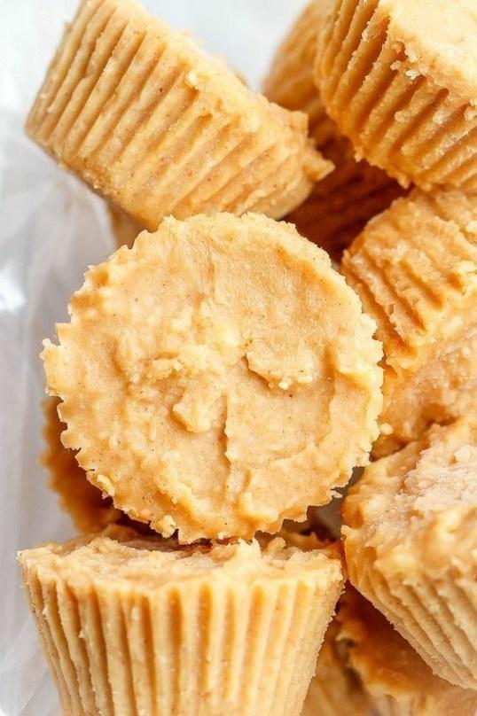 Keto Cream Cheese Peanut Butter Fat Bombs